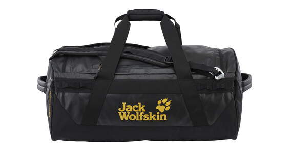 Jack Wolfskin Expedition Trunk 65 - Bolsas de viaje - negro